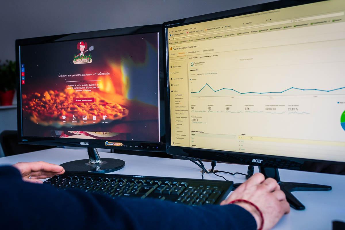 Création de site internet professionnel en Alsace